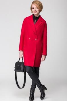 Пальто LaKona 1070-1 красный