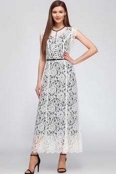 Платье LaKona 1120 белый