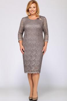 Платье LaKona 924-2 беж