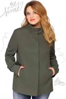 Куртка LeNata 11855-3 хаки