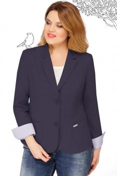 Пиджак LeNata 11862-1 темно-синий