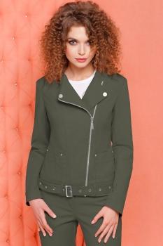 Куртка LeNata 11878-3 хаки