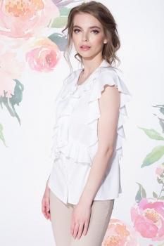 Блузка LeNata 11882 молочный