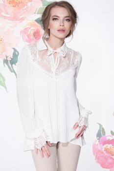 Блузка LeNata 11884 молочный