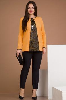 Комплект Лилиана 508 желтый