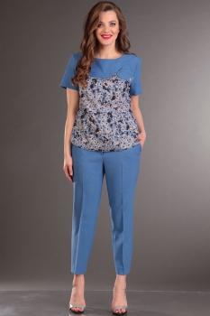 Комплект Лиона-Стиль 538 синий