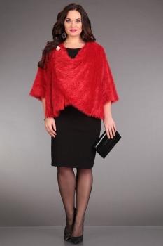 Кофта Лиона-Стиль 570м-1 красный