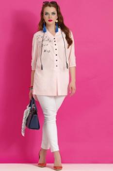 Блузка Lissana 2835-1 розовый