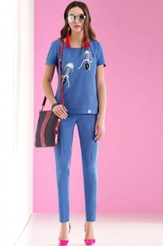 Комплект Lissana 3071 синий