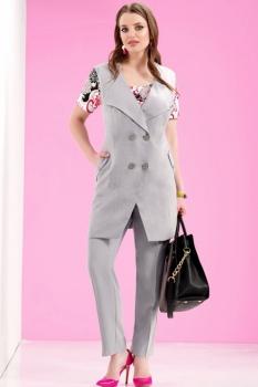 Комплект Lissana 3096-2 серый