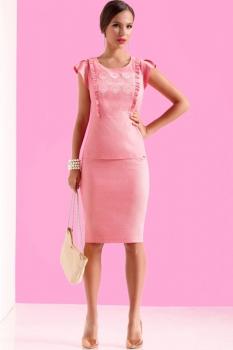 Комплект Lissana 3144 розовый оттенок