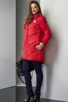Куртка Lissana 3219 красный