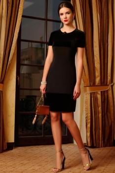 Платье Lissana 3267 черный