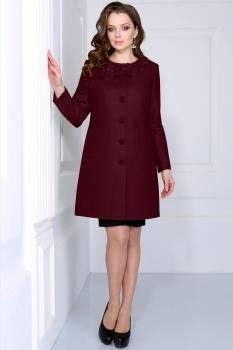Пальто Matini 2867-12 марсала