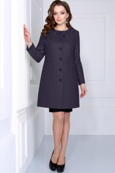 Пальто Matini 2867-8 чернила