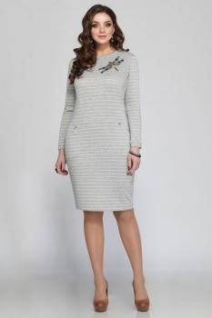 Платье Matini 31050-1 полоски