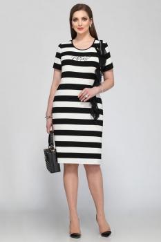Платье Matini 31192 полоски
