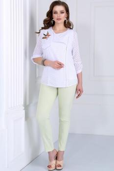 Жакет Matini 41087-1 белые тона
