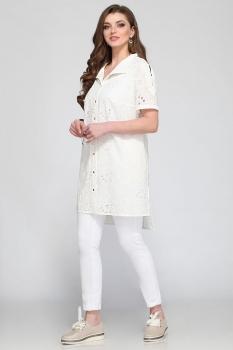 Блузка Matini 41196-2 молочный