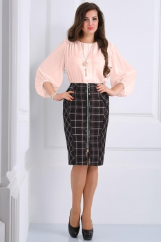 Блузка Matini 4957-3 персик