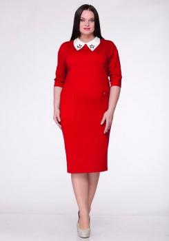 Платье Michel Chic 623-2 красный
