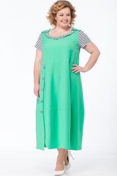 Платье Michel Chic 627-9 мята