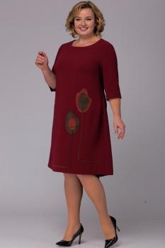 Платье Michel Chic 687-1 бордо