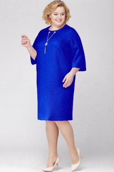 Платье Michel Chic 689-3 синий