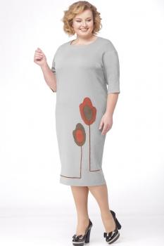 Платье Michel Chic 693 серый