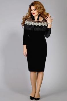 Платье Mira Fashion 4315 черный