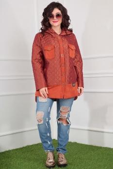 Куртка Мода-Юрс 2381 терракот