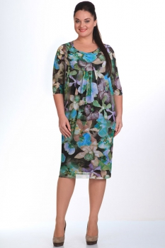 Платье Moda-Versal 1453 орхидея