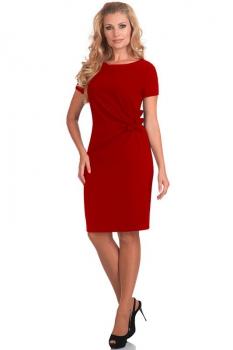 Платье Moda-Versal 1462-5 красный