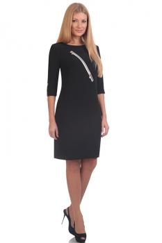 Платье Moda-Versal 1562 черный