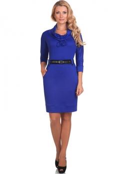 Платье Moda-Versal 1818-1 синий