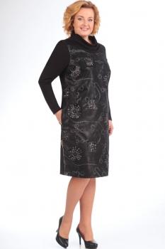 Платье Надин-Н 1341 чёрный