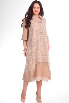 Платье Надин-Н 1375 какао
