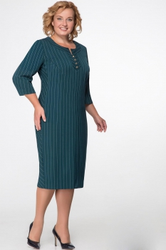 Платье Надин-Н 1424 изумруд