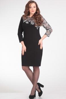 Платье Надин-Н 1469 чёрный