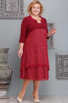 Платье Надин-Н 1473 красный
