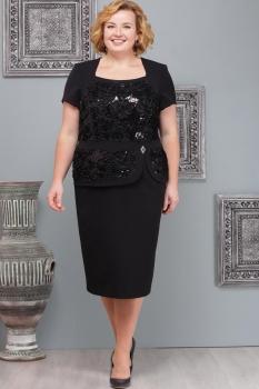 Платье Надин-Н 1475 чёрный