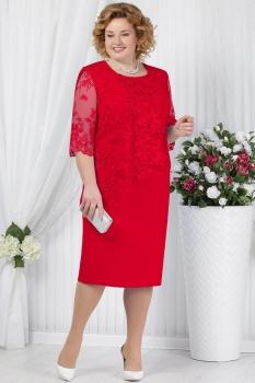 Платье Ninele 2148-1 красный