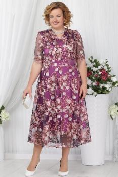 Платье Ninele 2155 фуксия
