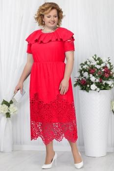 Платье Ninele 2157-3 красный
