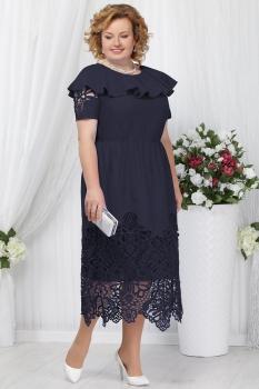 Платье Ninele 2157 синий