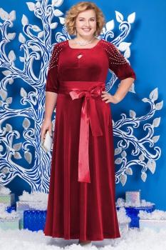 Платье Ninele 5485-4 красный