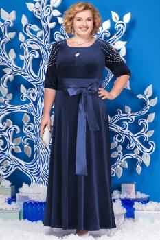 Платье Ninele 5485-6 синий