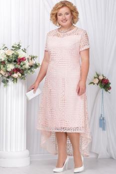 Платье Ninele 5532-3 розовый