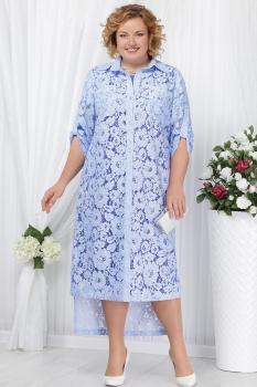 Костюм Ninele 5534-4 васильковый+голубой