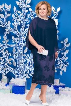 Платье Ninele 5585-2 синий
